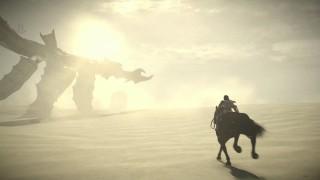 Sony показала новый трейлер Shadow of the Colossus
