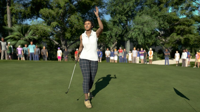 2К и HB Studios представили PGA Tour 2K21