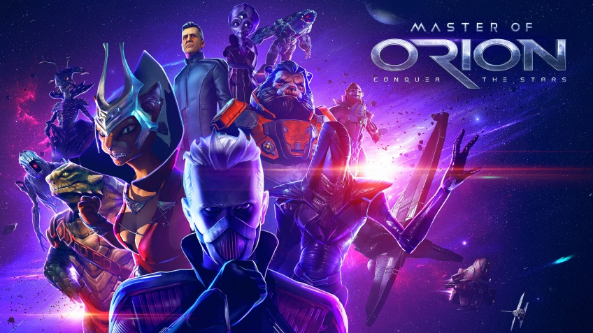 В Master of Orion появились новые расы