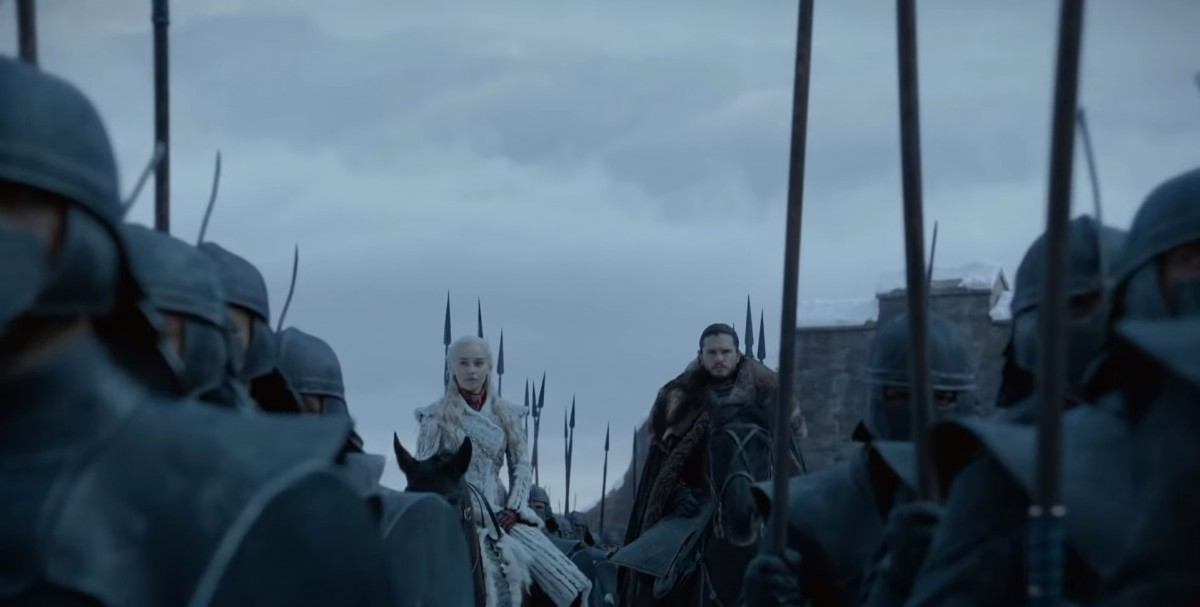 HBO представила первый полноценный трейлер восьмого сезона «Игры престолов»