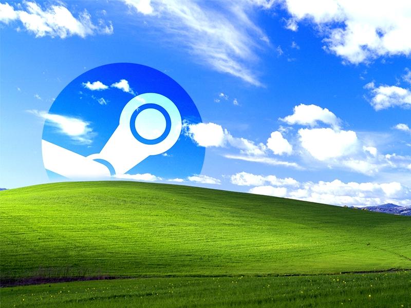 Steam больше не поддерживает Windows XP и Windows Vista