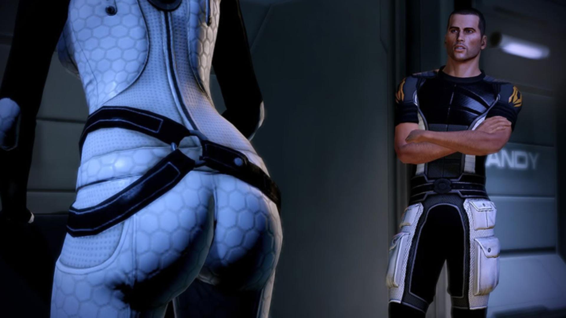 СМИ провели расследование о сценах с попой Миранды в Mass Effect Legendary Edition