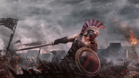 Achilles: Legends Untold будет почти как Dark Souls, но «доступной»