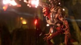 Разработчики DOOM записали час геймплея из одиночной кампании