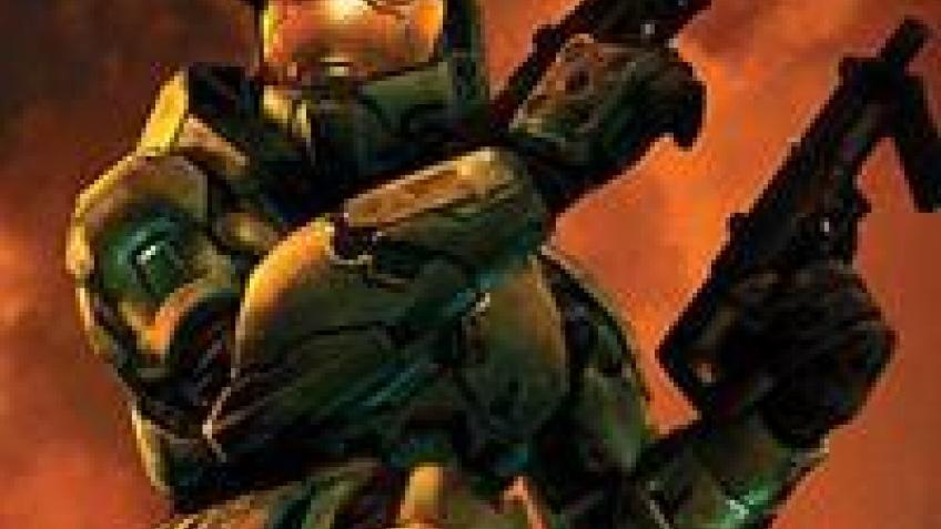 Обнаженка в Halo 2?