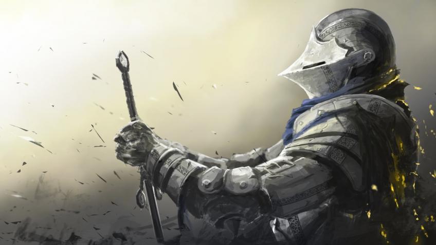 В России на консолях выйдет «Трилогия Dark Souls»