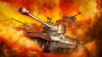 Wargaming и Microsoft провели презентацию World of Tanks на Xbox One