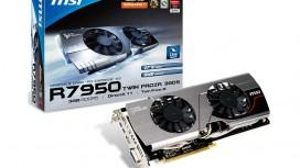 MSI выпустила Radeon HD 7950 Twin Frozr OC Boost Edition