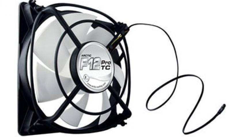 Новые вентиляторы Arctic Cooling