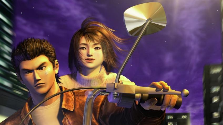 Shenmue1 и2, похоже, выйдут в этом году на PS4 и Xbox One