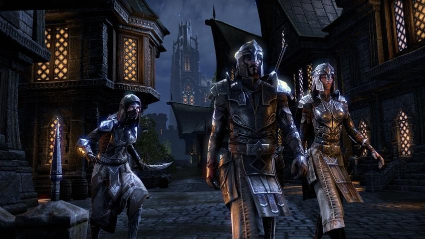 Авторы The Elder Scrolls Online посчитали, сколько крабов убили игроки