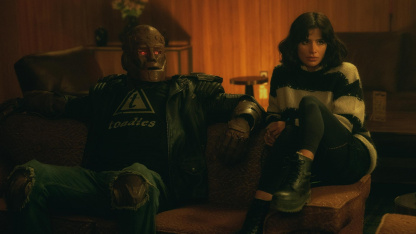 Zombies and Super Villains in the Doom Patrol sequel trailer