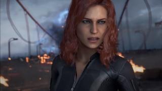 Дизайнер боевой системы в «Мстителях» рассказал о геймплее за Чёрную вдову