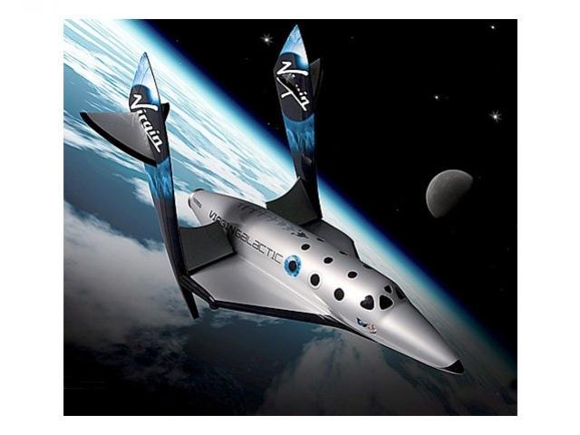 Virgin готовит полеты в космос