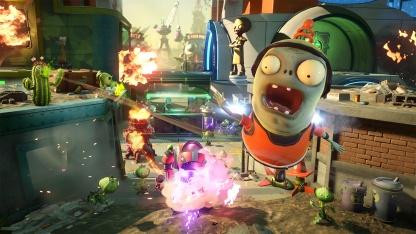 ЕА зарегистрировала торговую марку Plants vs. Zombies: Battle for Neighborville