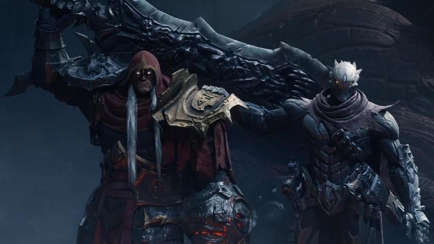 Авторы Darksiders Genesis стремятся к максимальному разрешению и FPS на Switch
