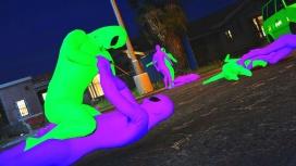 В GTA Online станет ещё больше зелёных и фиолетовых пришельцев