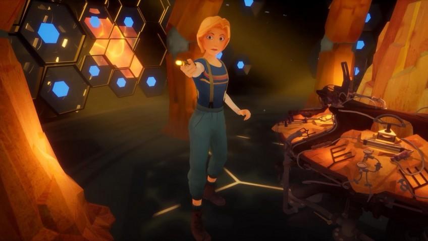 VR-игра по «Доктору Кто» выйдет завтра — релизный трейлер