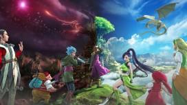 Новый трейлер Dragon Quest XI посвятили компаньонам
