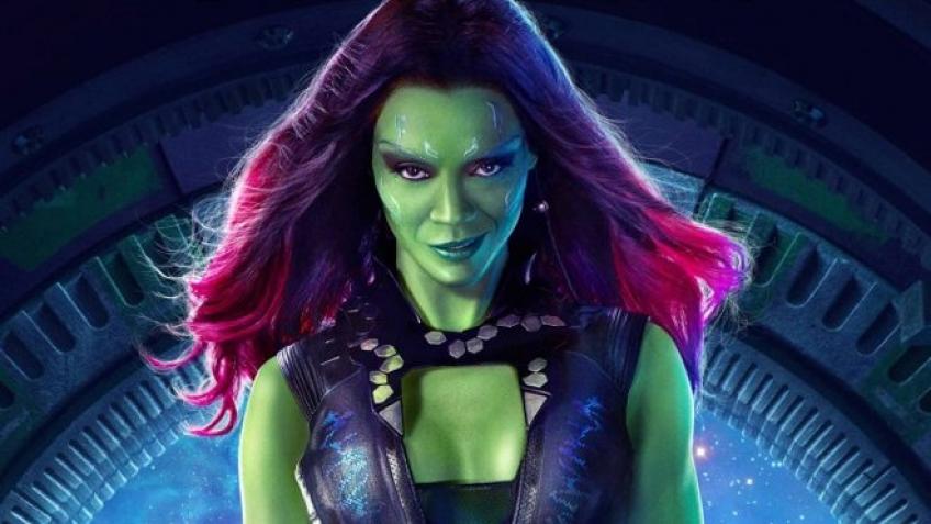 Гамора из «Стражей галактики» выдала название четвертой части «Мстителей»