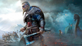Утечка: Assassin's Creed Valhalla выйдет за пару дней до Cyberpunk 2077