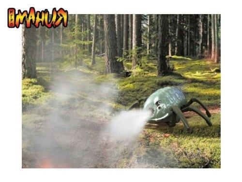 Жукообразные роботы на защите лесов