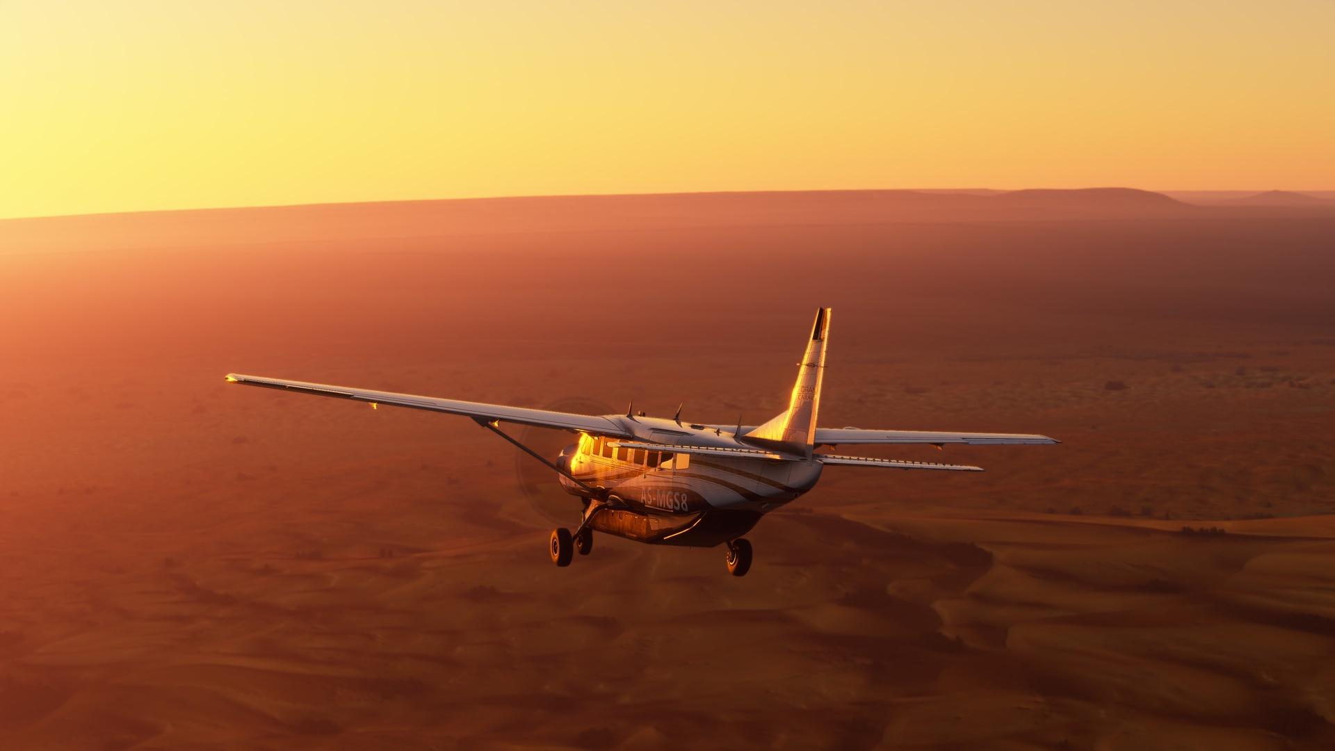 Опубликованы свежие скриншоты нового Microsoft Flight Simulator