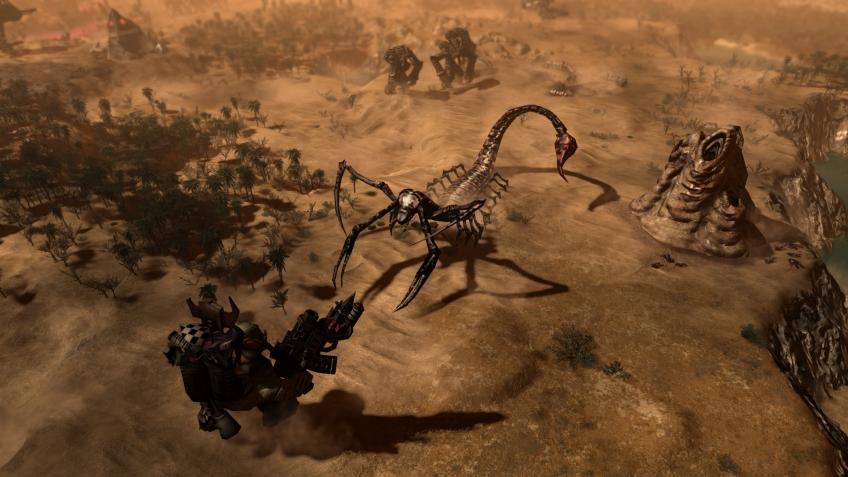 Warhammer 40,000: Gladius — Relics of War: «Цивилизация» во вселенной Warhammer