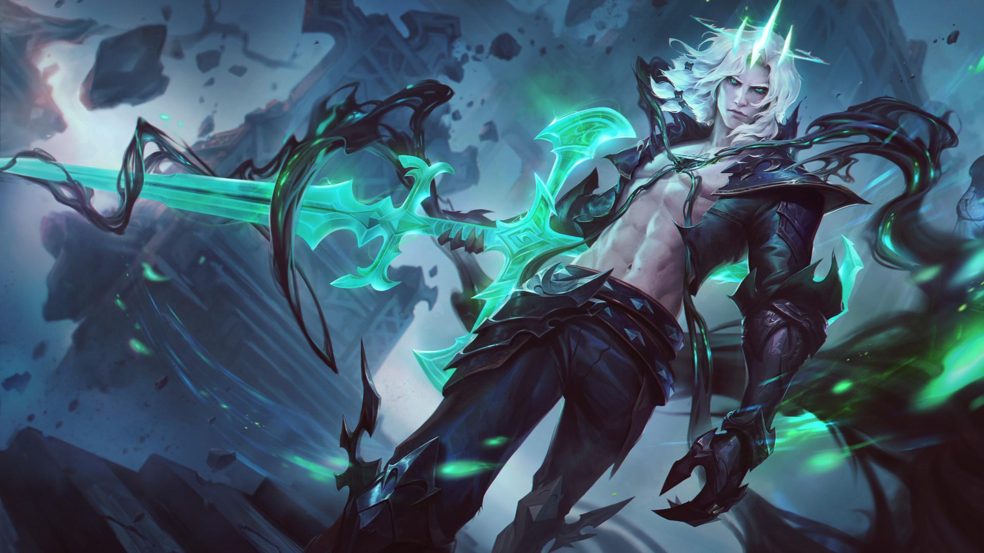 Авторы League of Legends представили нового чемпиона — Виего
