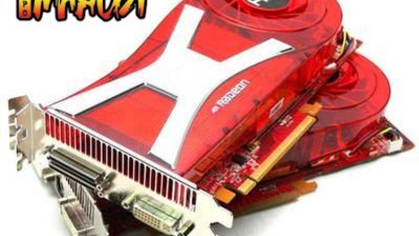 ATI Radeon X1950 XT с 512 Мб памяти