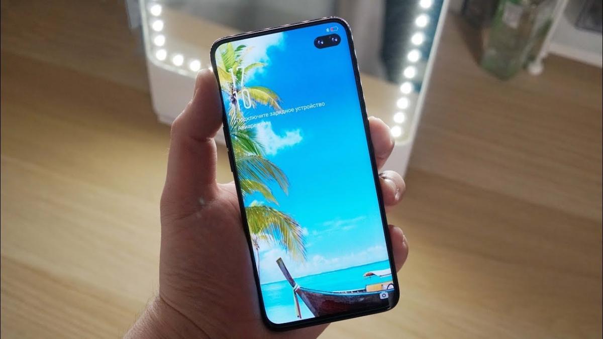 Стали известны цены на смартфоны линейки Galaxy S10