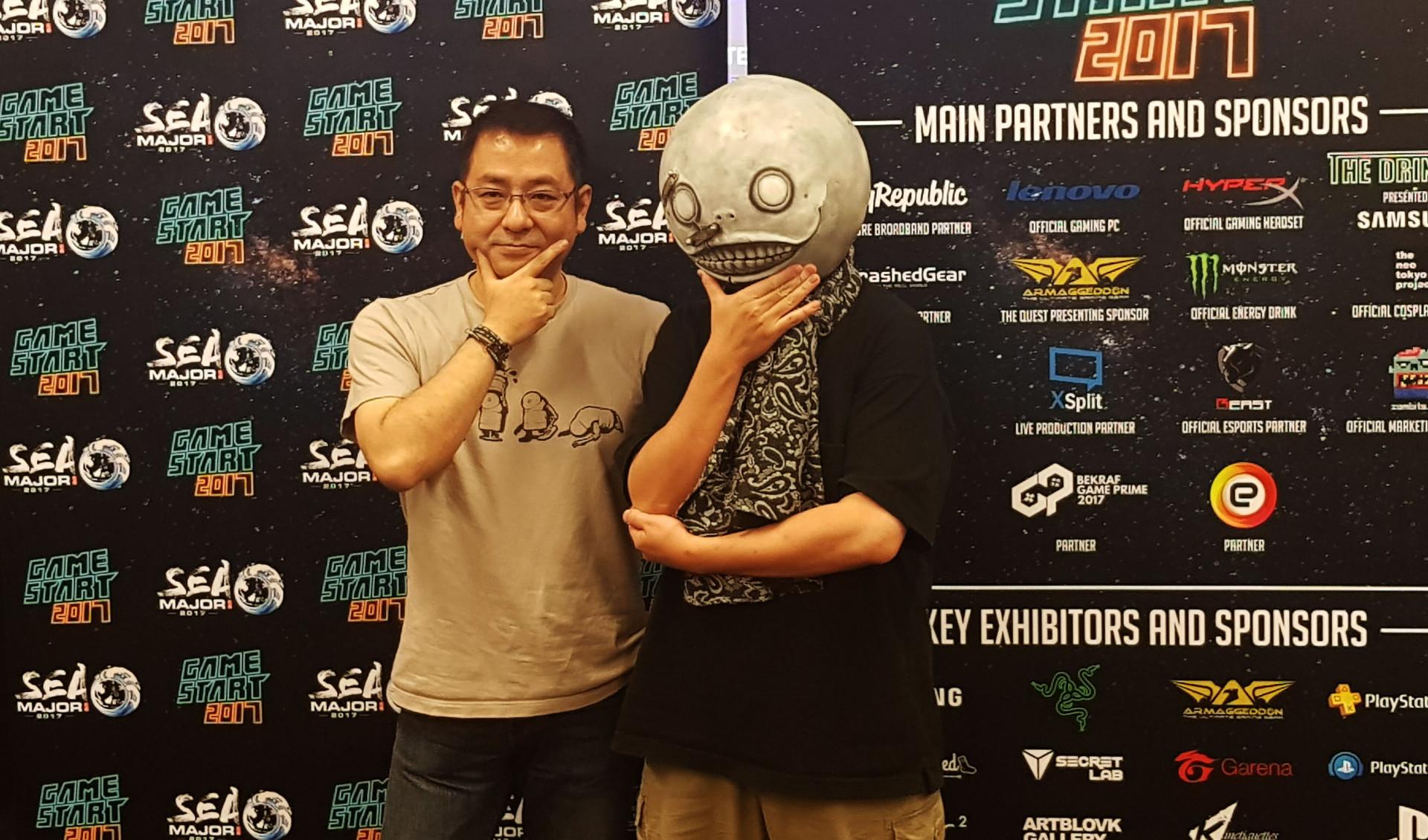 Йоко Таро и Йосуке Сайто вновь работают вместе
