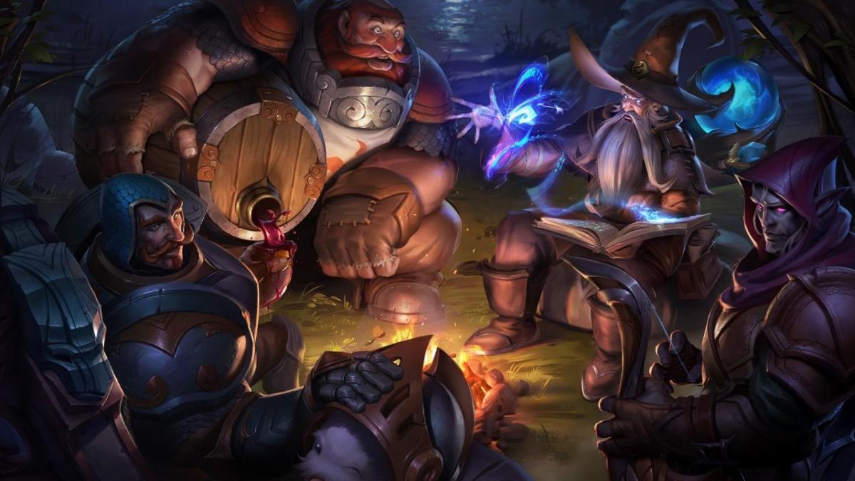 Итоги шестого дня групповой стадии ЧМ по League of Legends