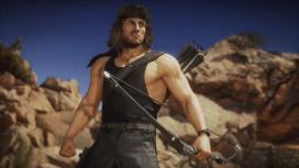 «Человек-армия» — Джонни Кейдж рассказывает о Рэмбо в Mortal Kombat11