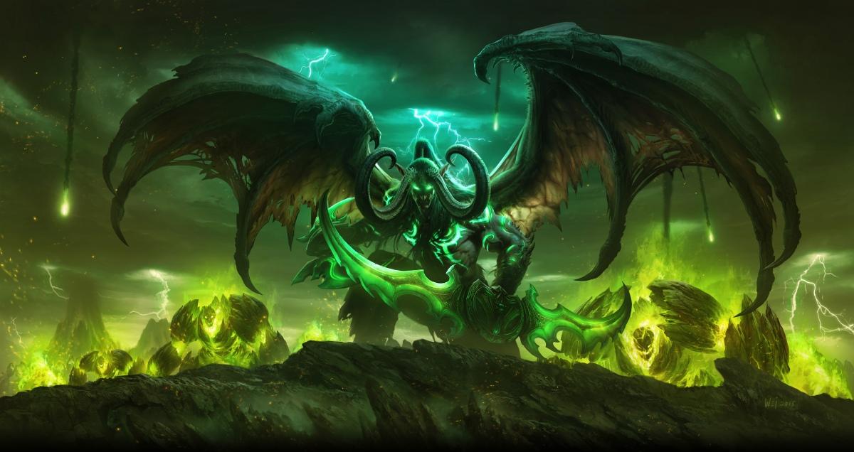 Legion — новое дополнение для World of Warcraft