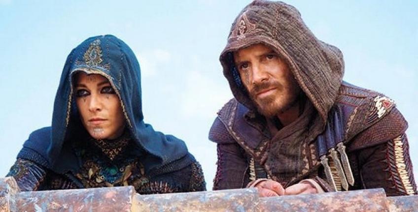 Прошлое и настоящее показали на новых кадрах из фильма по Assassin's Creed (обновлено)