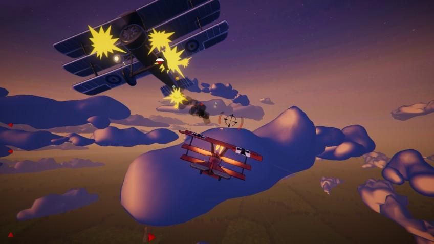 Создатели Red Wings: Aces of the Sky выпустили трейлер с «живым» Красным бароном
