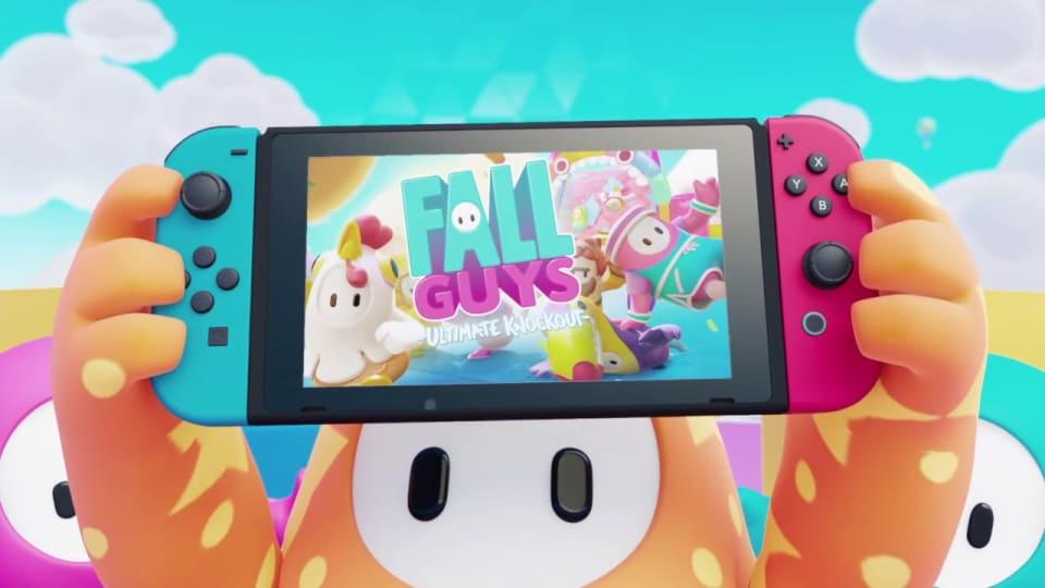 Fall Guys для Xbox и Nintendo Switch отложили, но зато выпустят сразу с кроссплеем