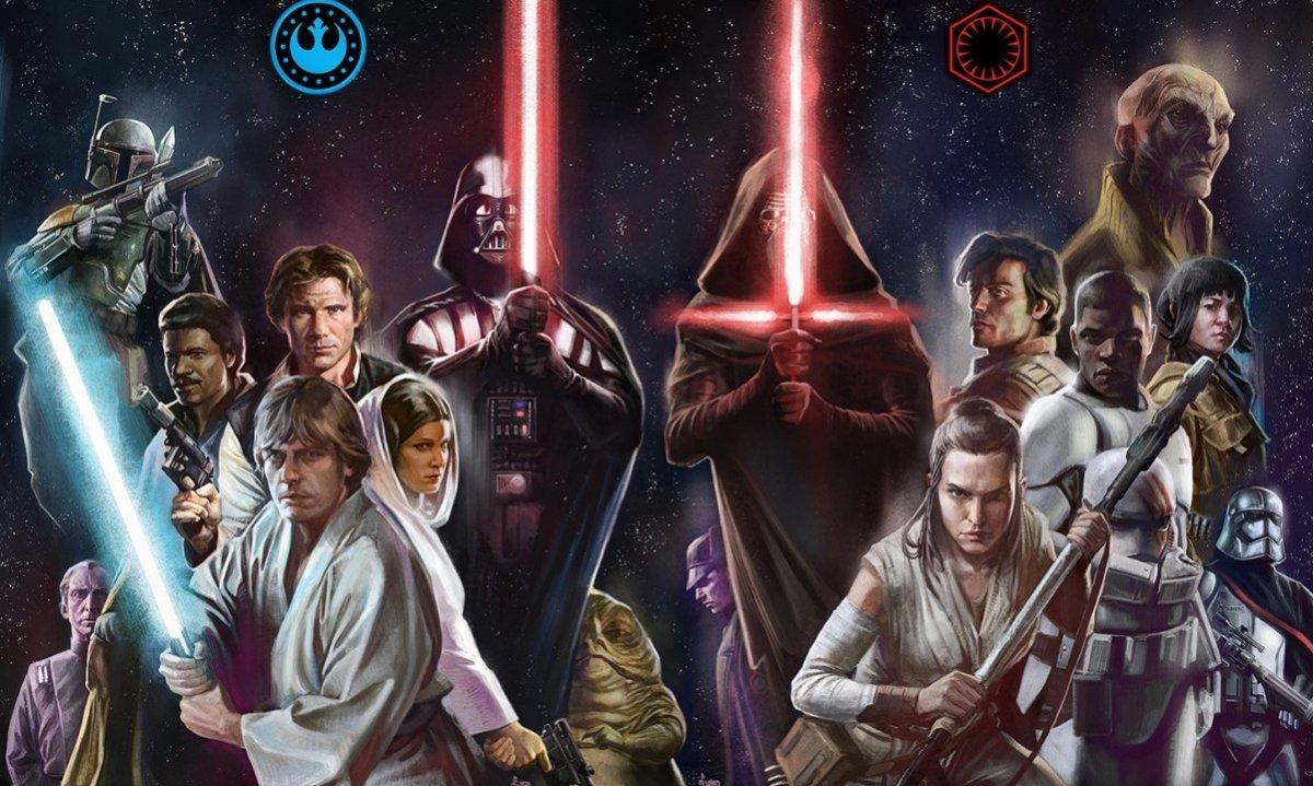 СМИ: в разработке находится новый фильм во вселенной «Звёздных войн»