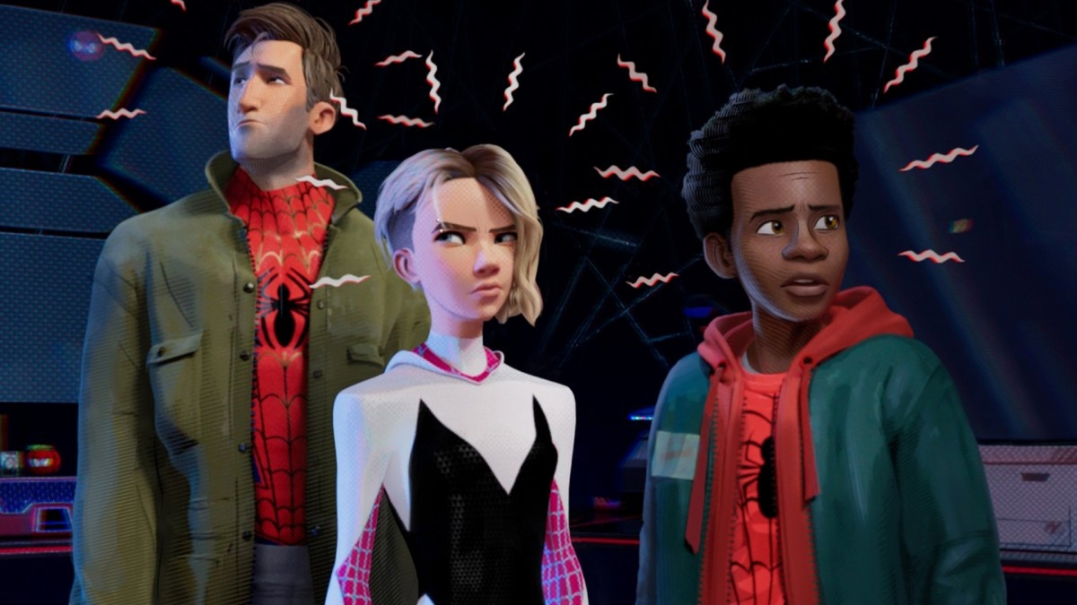 Sony доверила вселенную Человека-паука авторам Into the Spider-Verse
