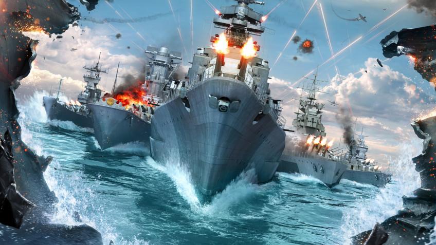 Wargaming посвятила очередной выпуск «Морских легенд» Пёрл-Харбору