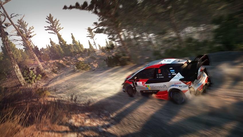 Официальные системные требования WRC8