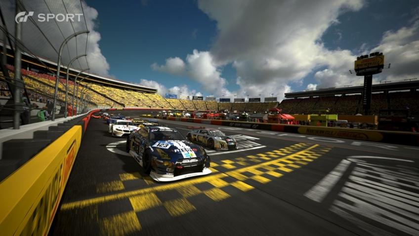 Sony напомнила о двадцатилетии серии Gran Turismo новым роликом