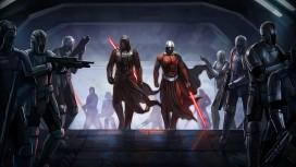 В Star Wars: Knights of the Old Republic3 игроки преследовали бы древних ситхов