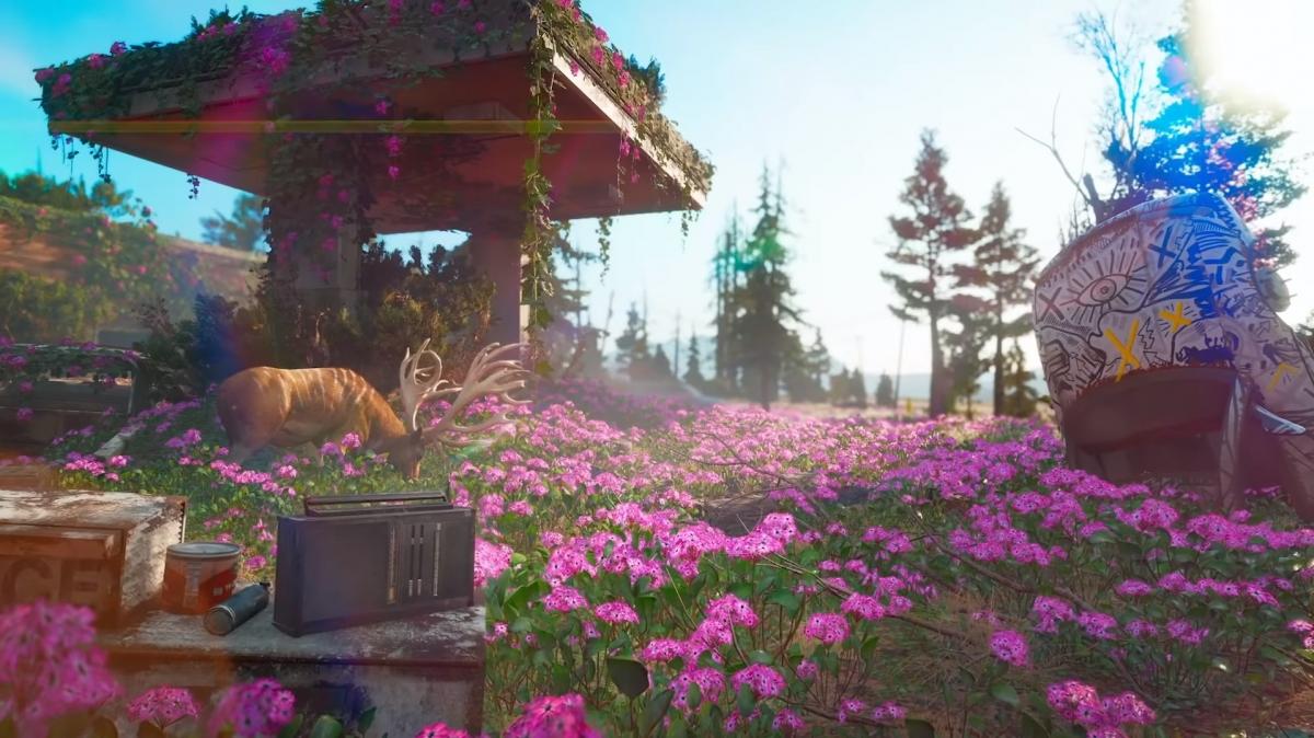 Ubisoft представила Far Cry New Dawn