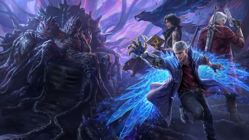 Автор боевой системы Devil May Cry5 выбрал свободу: Йосида покинул Capcom