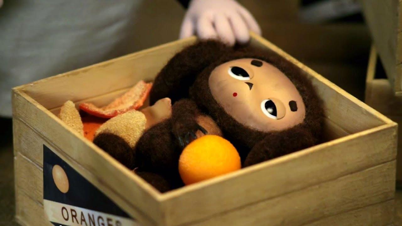 Готовится новый мультфильм о Чебурашке с огромным бюджетом