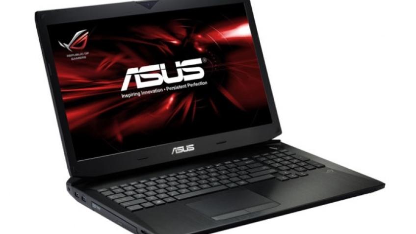 ASUS готовит игровой ноутбук G750