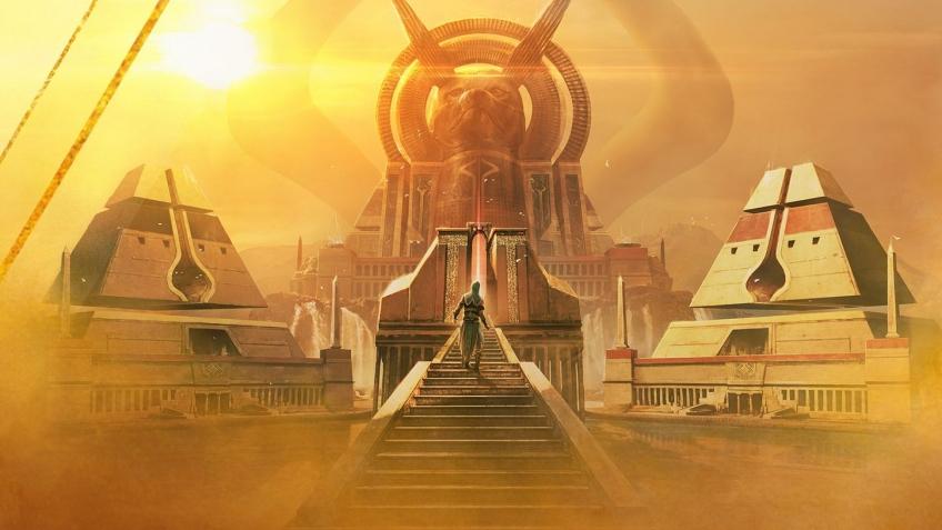 Вышел трейлер набора «Амонхет» для Magic: The Gathering