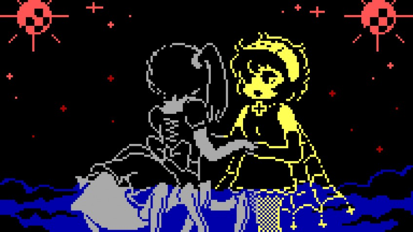 В Steam бесплатно раздают ретро-экшен Princess Remedy: In A Heap of Trouble